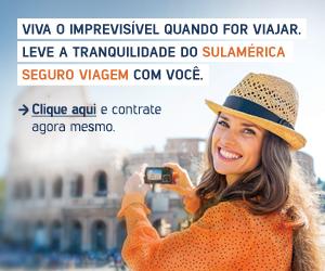 Sulamerica Viagem - contrate online