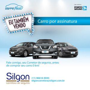 Porto Seguro - eu também vendo carro facil