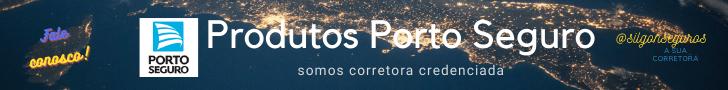 silgonseguros - banner produtos Porto Seguro