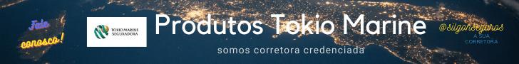 silgonseguros - banner produtos tokio marine