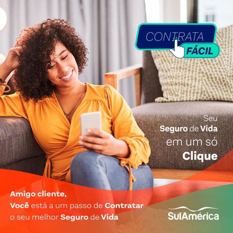Contrate seu seguro de vida SulAmerica